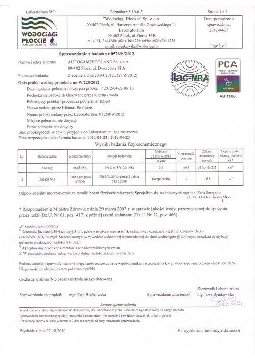 dello bezbutlowe dystrybutory wody atesty i certyfikaty 14 500x700