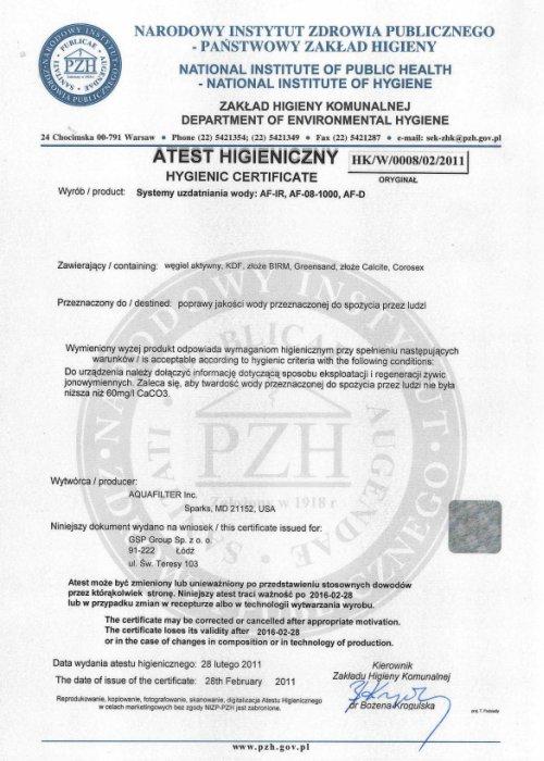 dello bezbutlowe dystrybutory wody atesty i certyfikaty 9 500x700