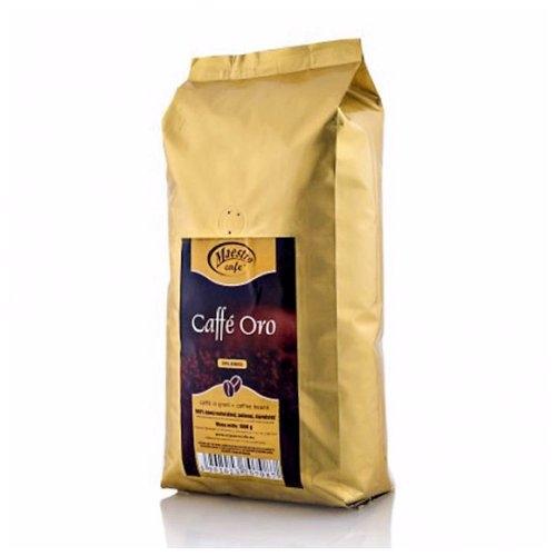 kawa ziarnista maestro caffe oro