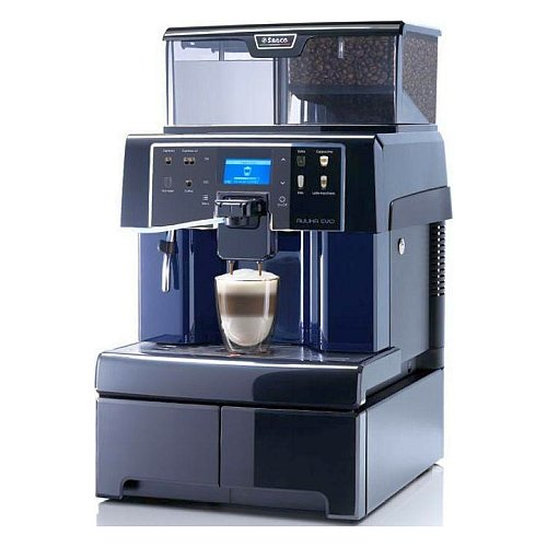 saeco aulika evo top hsc high speed cappuccino dello ekspres do kawy
